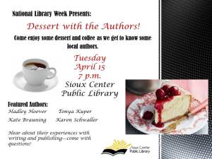 Author Dessert
