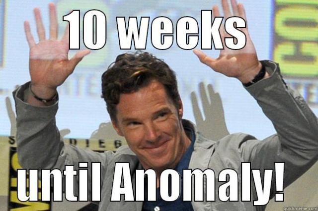 10 weeks Benny
