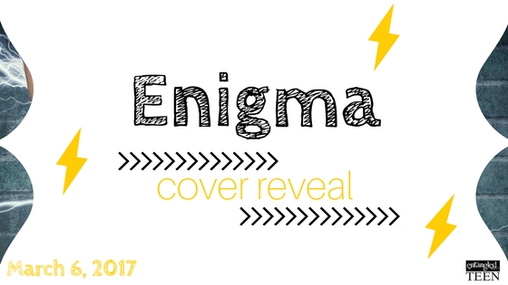 Enigma Cover Reveal Banner